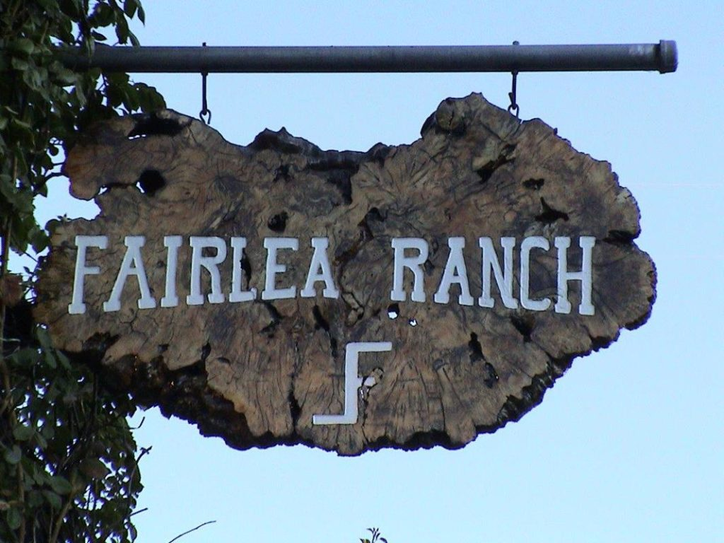 Fairlea Ranch Badger